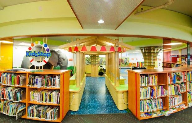 Toronto Public Libraries, KidsStop