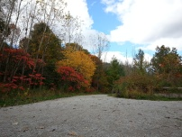 Don Valley Brickworks in Fall