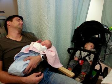 Family nap time part I