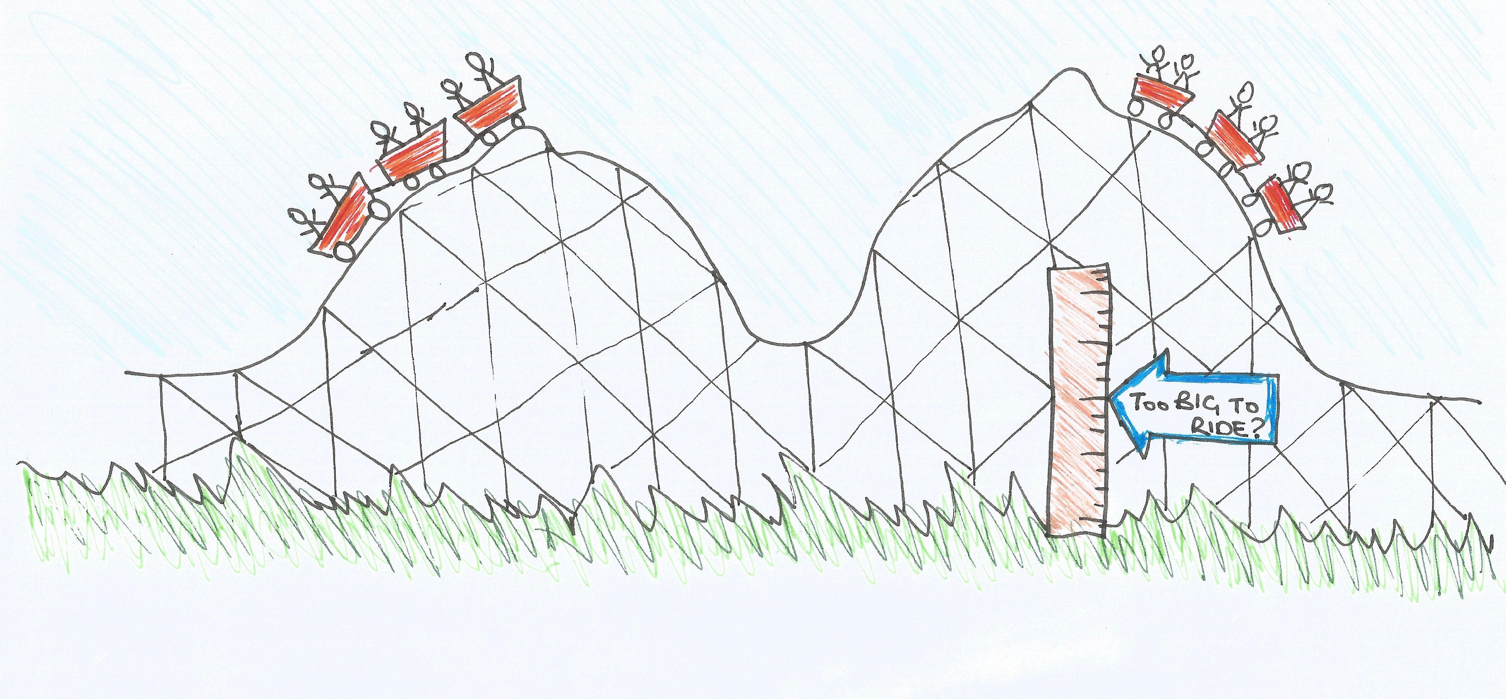 Boobie Rollercoaster 1 The British Maple Diagram
