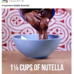 Mmmmm...Nutella!